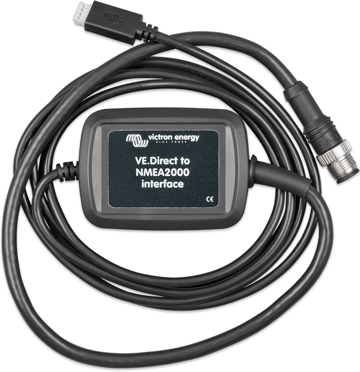 Interface VE.Direct para NMEA2000