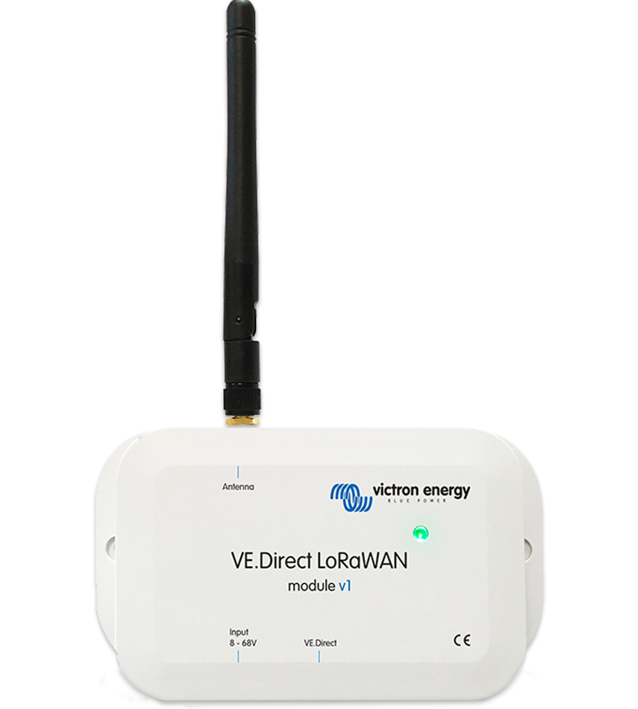 Módulo VE.Direct LoRaWAN