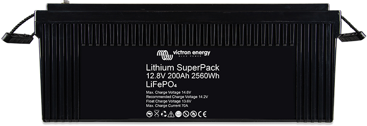 SuperPack Lítio de 12,8 V